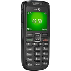Doro 510 Phone Easy Black