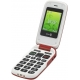 Doro 610 Phone Easy Red