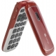 Doro 615 Phone Easy Red