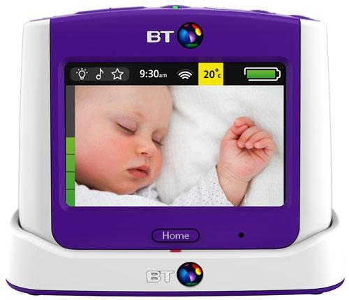 bt video baby monitor 7500. Black Bedroom Furniture Sets. Home Design Ideas